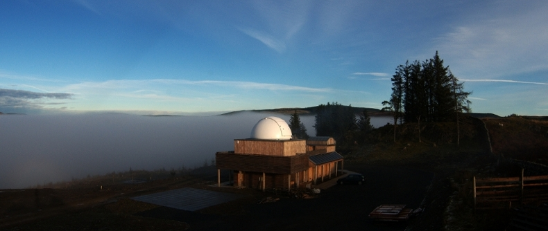 About The Observatory